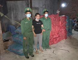 Bắt giữ hơn 1,3 tấn pháo lậu tại Kon Tum