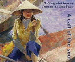Trưng bày tranh 'Việt Nam -Tiếng gọi từ tâm hồn'