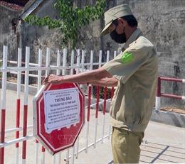 Phú Yên tăng tốc rà soát kỹ người trở về từ Đà Nẵng