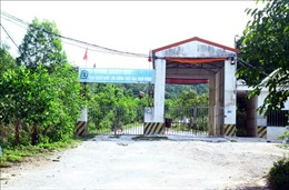 Sớm khắc phục tồn tại về môi trường ở trang trại lợn của Công ty Đại Thành Lộc
