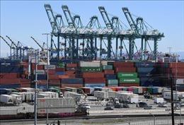 Mỹ tuyên bố ngừng áp thuế bổ sung đối với hàng hóa của EU