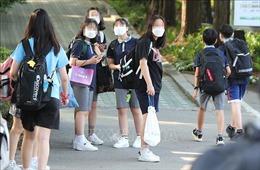 Sinh viên Hàn Quốc nhiễm SARS-CoV-2 dấy lên lo ngại trước năm học mới