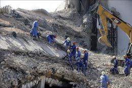 Trên 60 người vẫn đang mất tích trong vụ nổ ở Beirut