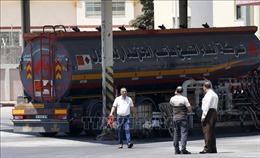 Israel ngừng chở nhiên liệu sang Dải Gaza