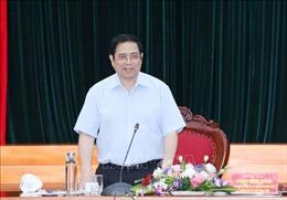 Trưởng Ban Tổ chức Trung ương làm việc với Ban Thường vụ Đảng ủy Công an TƯ