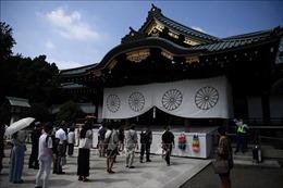 Phản ứng của Hàn Quốc về việc các quan chức Nhật Bản viếng đền Yasukuni