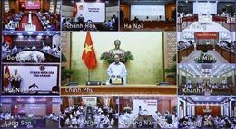 Thủ tướng chủ trì họp trực tuyến toàn quốc về phòng, chống dịch COVID-19