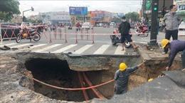 TPHồ Chí Minh khẩn trương khắc phục 'hố tử thần'