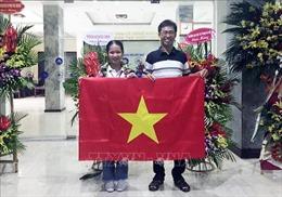Cô gái 'vàng'của mảnh đất hiếu học thành Nam
