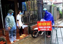 Rà soát, xét nghiệm các trường hợp có yếu tố dịch tễ từ Quảng Nam, Đà Nẵng