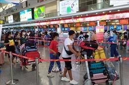 Vietnam Airlines dự kiến chở trên 700 người mắc kẹt tại Đà Nẵng về Hà Nội, TP Hồ Chí Minh
