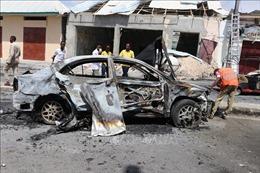 Đánh bom liều chết ở thủ đô của Somalia, 2 người thiệt mạng