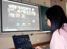 Công bố dự thảo Thông tư về tổ chức dạy học trực tuyến
