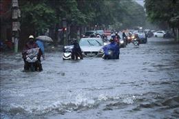 Áp thấp nhiệt đới tiếp tục suy yếu, cảnh báo mưa lớn trên diện rộng
