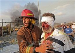 Vụ nổ ở Beirut: Tổng thống Liban kêu gọi sự hỗ trợ của cộng đồng quốc tế
