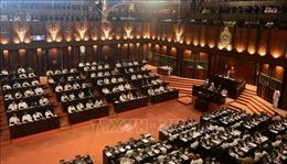 Sri Lanka bắt buộc nghị sĩ tại Quốc hội đeo khẩu trang