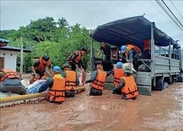 Mưa lũ hoành hành tại Thái Lan và Sudan