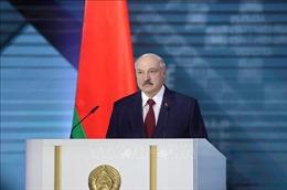 Điện mừng Tổng thống Cộng hòa Belarus