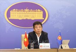 Đối thoại ASEAN - Canada lần thứ 17 theo hình thức trực tuyến