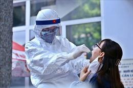 Hà Nội kêu gọi người dân khai báo y tế hằng ngày, nhất là những người ho, sốt