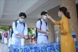 Bảo đảm an toàn cho học sinh Đà Nẵng ngày đầu đi học lại