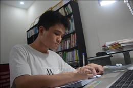Thủ khoa Nguyễn Lê Vũ: Đặt từng mục tiêu nhỏ để chạm đến ước mơ trở thành bác sĩ