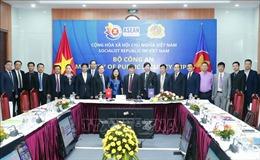 Hội nghị Quan chức cấp cao ASEAN về phòng, chống tội phạm xuyên quốc gia