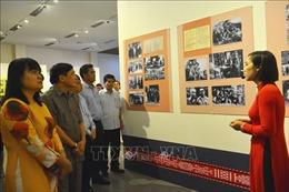 Trưng bày các hình ảnh, tư liệu quý về cuộc đời, sự nghiệp của Chủ tịch Hồ Chí Minh tại Đắk Lắk