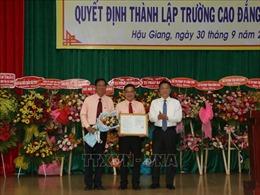 Thành lập Trường Cao đẳng Luật đầu tiên ở khu vực Đồng bằng sông Cửu Long