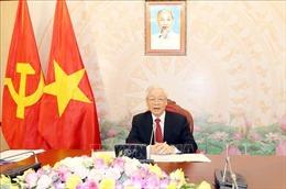 Tổng Bí thư, Chủ tịch nước Nguyễn Phú Trọng gửi thư chúc mừng ngành Khí tượng Thủy văn