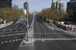 Thủ đô Madrid của Tây Ban Nha bắt đầu áp dụng lệnh phong tỏa trở lại