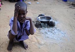 Liên hợp quốc kêu gọi tăng cường tài trợ cho người dân Somalia