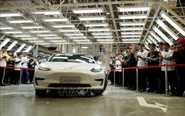 Tesla công bố những đột phá mới trong sản xuất pin sạc lithium-ion