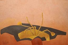 Triển lãm 'Toan'của ba họa sỹ khác biệt về phong cách