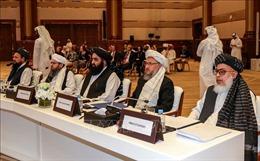 Hòa đàm Afghanistan - Taliban: Mỹ, Afghanistan hối thúc thỏa thuận hòa bình