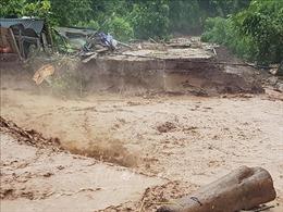 Bắc Bộ đề phòng mưa lớn kèm các hiện tượng thời tiết nguy hiểm