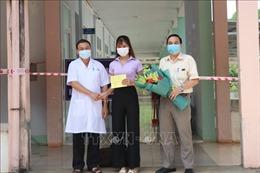 Bệnh nhân COVID-19 đặc biệt tại Đắk Lắk được xuất viện
