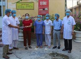 Bệnh nhân số 620 mắc COVID-19 tại Hà Nam được công bố khỏi bệnh