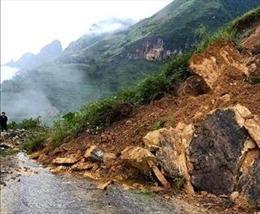 Mưa lũ gây thiệt hại nặng tại nhiều địa phương của Hà Giang