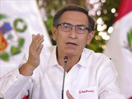 Quốc hội Peru thông qua kiến nghị luận tội Tổng thống