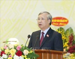 Văn phòng Trung ương Đảng kịp thời tham mưu cho Bộ Chính trị, Ban Bí thư về vấn đề phát sinh