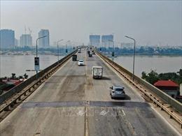 Tổng cục Đường bộ Việt Nam phản hồi thông tin về công nghệ sửa chữa mặt cầu Thăng Long