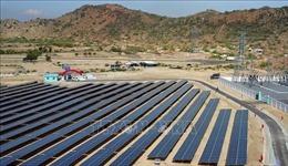 Các nhà máy điện mặt trời đưa vào vận hành đạt kỷ lục từ trước đến nay