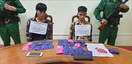 Nghệ An bắt giữ 2 đối tượng tàng trữ 6.000 viên ma túy tổng hợp