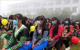Tưng bừng lễ khai giảng năm học mới ở vùng biên giới Mường Tè