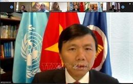Lễ kỷ niệm Quốc khánh 2/9 tại Phái đoàn Việt Nam tại LHQ