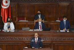 Các thành viên chính phủ mới của Tunisia tuyên thệ nhậm chức