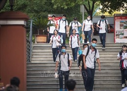 Các trường đại học ở Vũ Hán đón sinh viên trở lại
