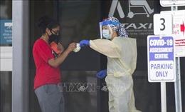 Canada tăng mạnh năng lực xét nghiệm SARS-CoV-2