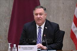 Ngoại trưởng Mỹ quyết tâm đảm bảo lệnh cấm vận vũ khí của LHQ đối với Iran được duy trì